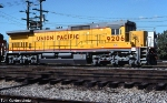 UP 9206--New C40-8